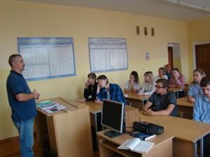 Великолукским школьникам провели экологические лекции