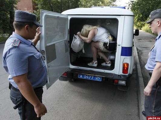 Как Борется Милиция С Проститутками