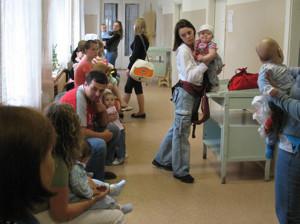 Детская республиканская больница в г сыктывкаре